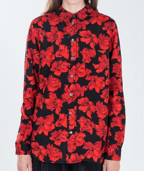 GANNI Coney Island Bluse twilight flower