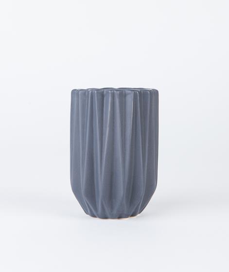BLOOMINGVILLE Tumbler Vase dark grey
