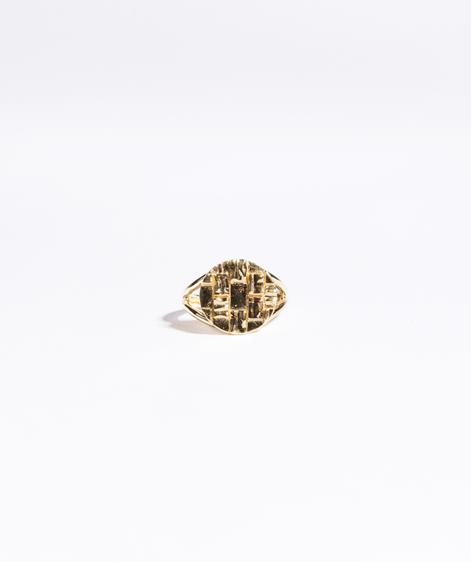 REBEKKA REBEKKA Natascha Ring gold