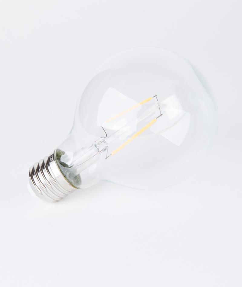 HOUSE DOCTOR LED Glühbirne clear