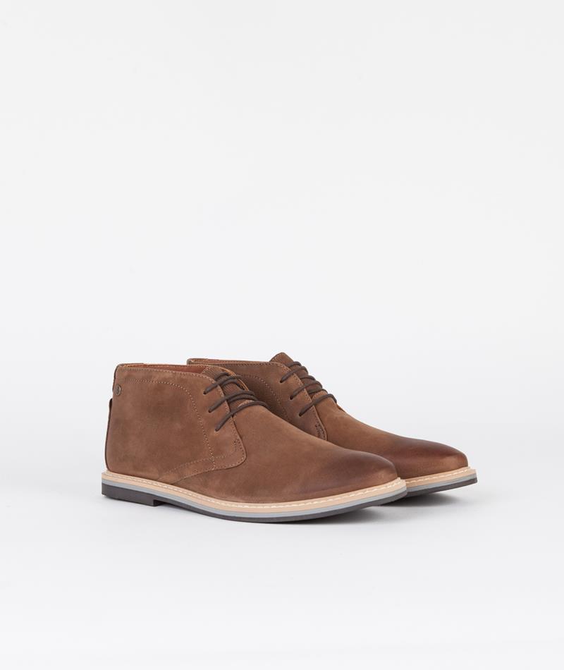 FRANK WRIGHT Barnet II brown leather