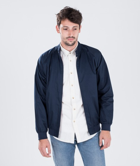 BEN SHERMAN Harrington Jacke navy blazer
