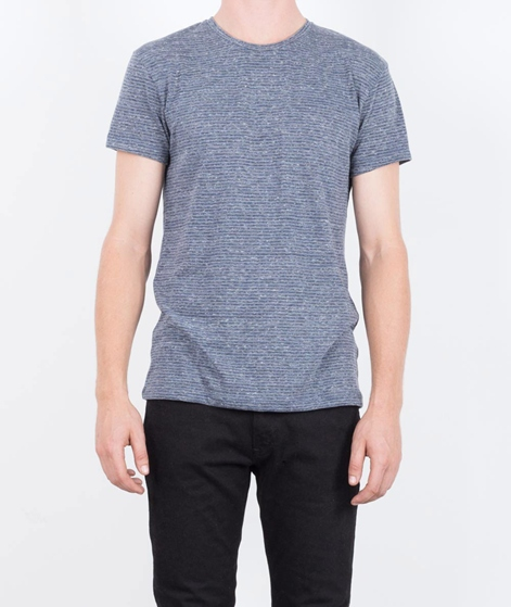 SAMSOE SAMSOE Graham T-Shirt blue grey