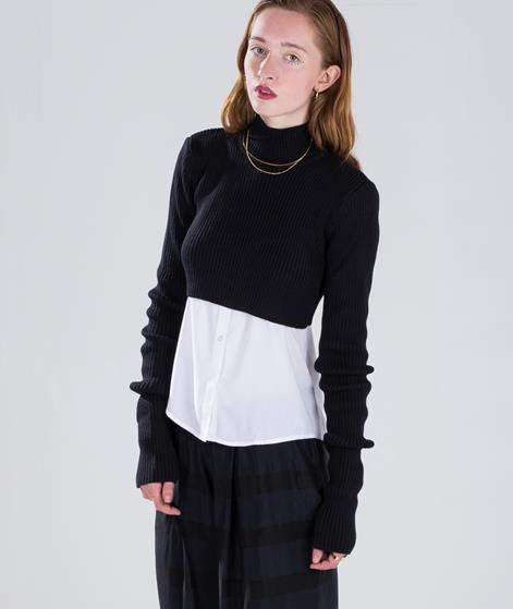 CARIN WESTER Fleur Pullover coal