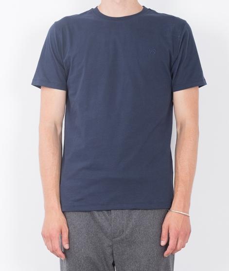 SOULLAND Whatever T-Shirt navy