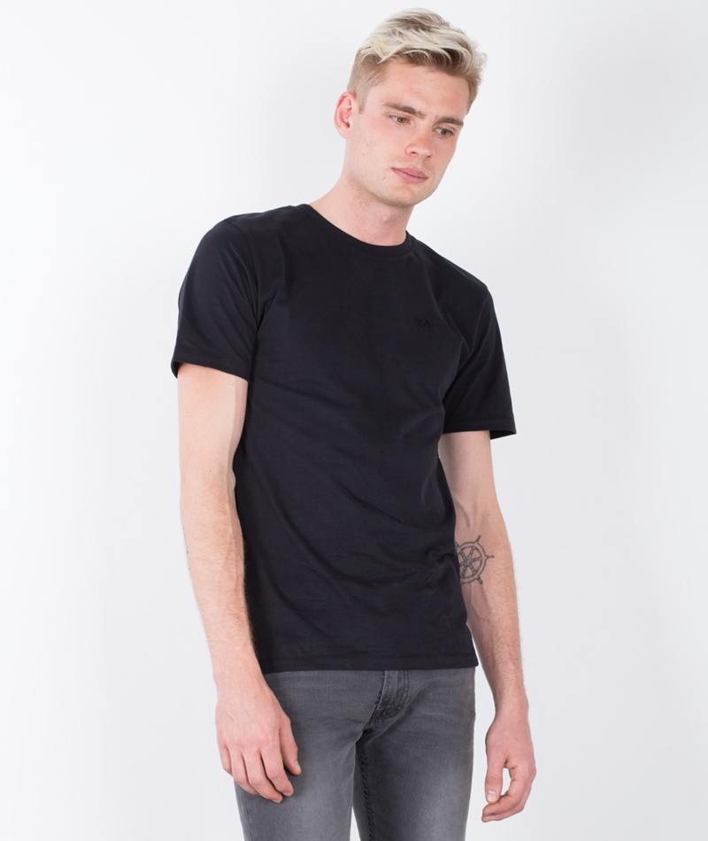 SOULLAND Whatever T-Shirt black