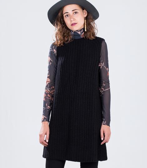 GANNI Chelsea Market Kleid black