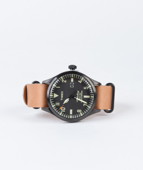 TIMEX The Waterbury Uhr braun