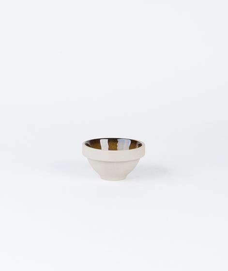 Madame Stoltz Pottery Sch�ssel klein in gr�n