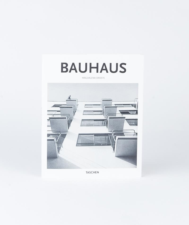 taschen bauhaus new edition 60128. Black Bedroom Furniture Sets. Home Design Ideas