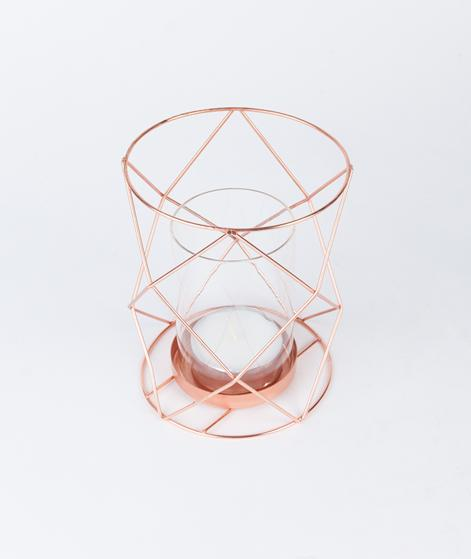 BLOOMINGVILLE Votive glass copper