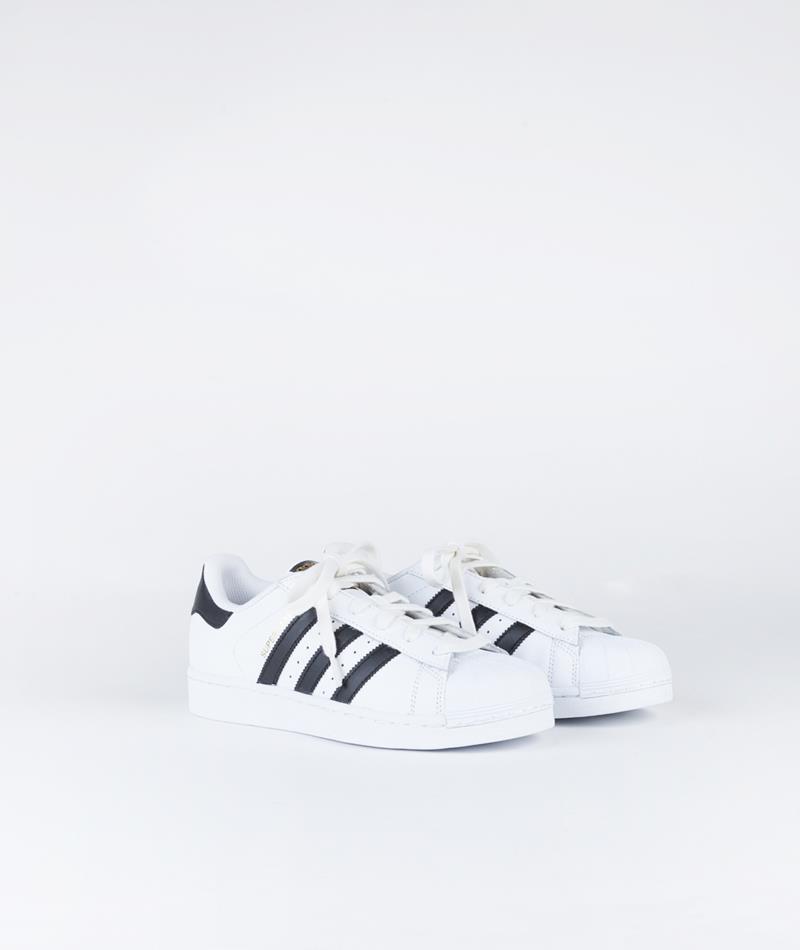 ADIDAS Superstar Sneaker FTWR wh black