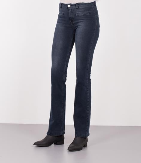 GLOBAL FUNK Britain Jeans darker blue