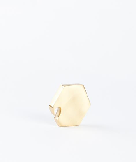 FERM Hexagon Bottle Opener gold