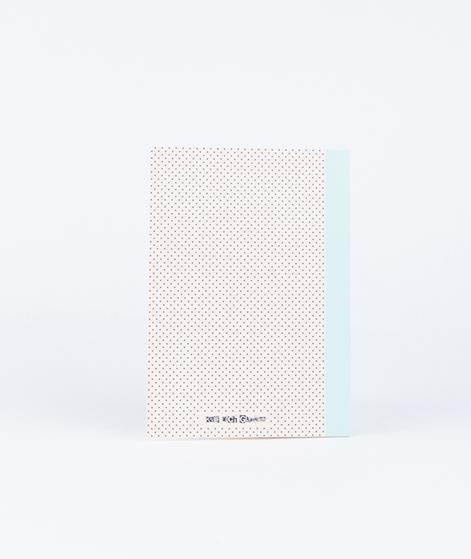 KAUF DICH GLÜCKLICH Notizbuch Dreieck