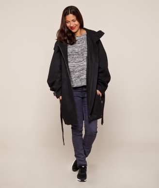 M BY M ronja mavis jacke black