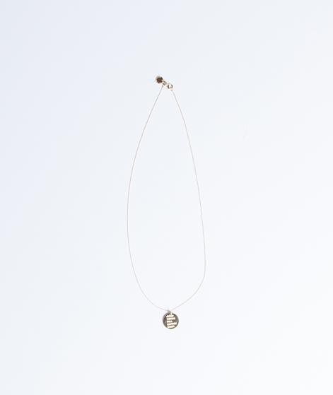 GOODTHINGSWILLHAPPENSOON Necklace gold