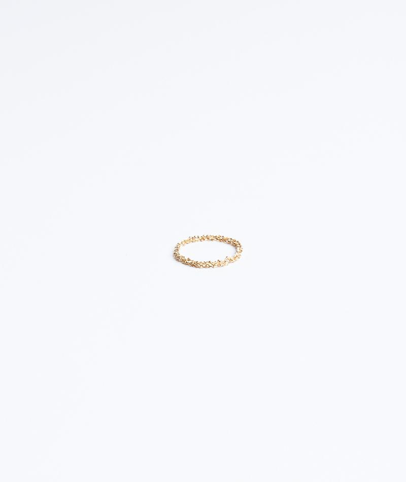 JUKSEREI Frote Ring gold