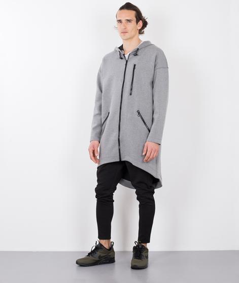 TOPMAN Grey Soviet Parker grey