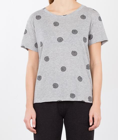 CHEAP MONDAY Mine Dot T-Shirt grey