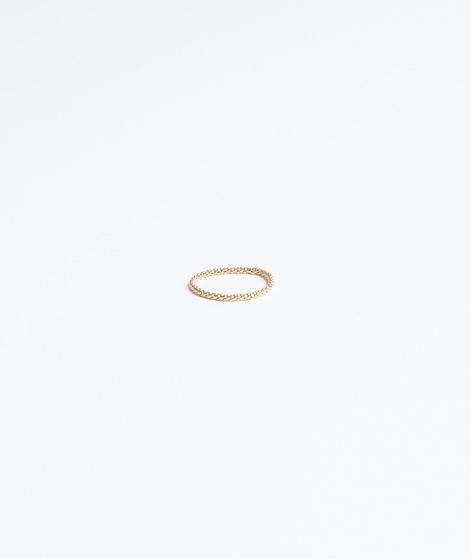 JUKSEREI Acorn Ring gold