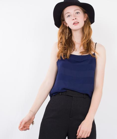 MADS NORGAARD Bold Top navy