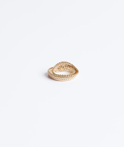 BDM STUDIO Baque Beluga Ring gold