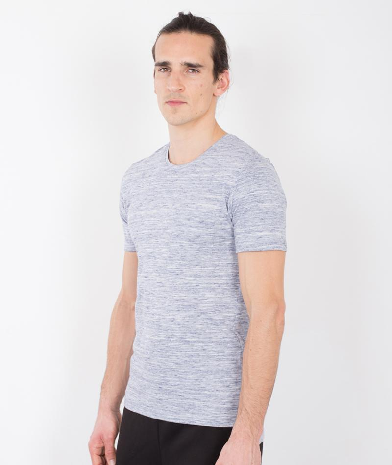 MINIMUM Redwood T-Shirt navy thunder