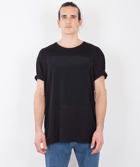 TOPMAN Tencel T-Shirt black