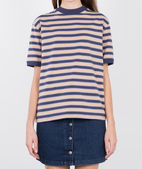 ADPT. Hallowell Striped T-Shirt indigo
