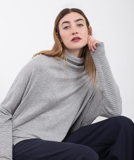 JUST FEMALE Carla Pullover grey melange