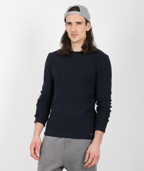 SOLID Jarah Pullover blau