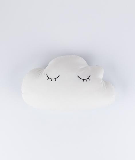 BLOOMINGVILLE Cushion White Pale