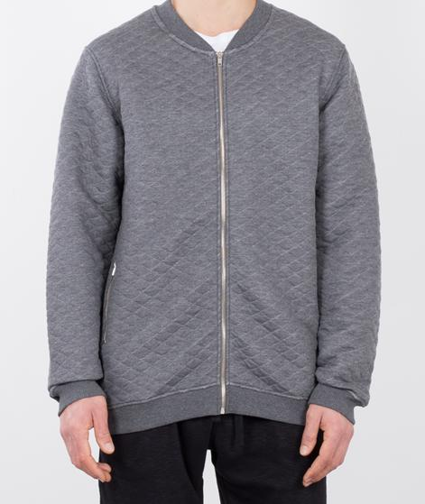 JUST JUNKIES Lama Jacke grey mell