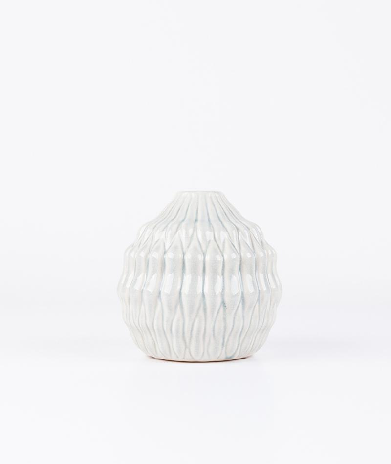 BLOOMINGVILLE Winter Sky Vase