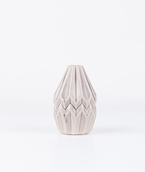 BLOOMINGVILLE Ceramic Vase cool grey