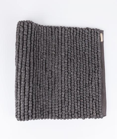 BLOOMINGVILLE Rug Wool Cotton dark grey
