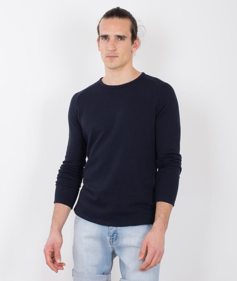 NOWADAYS Knit Pullover Night Sky