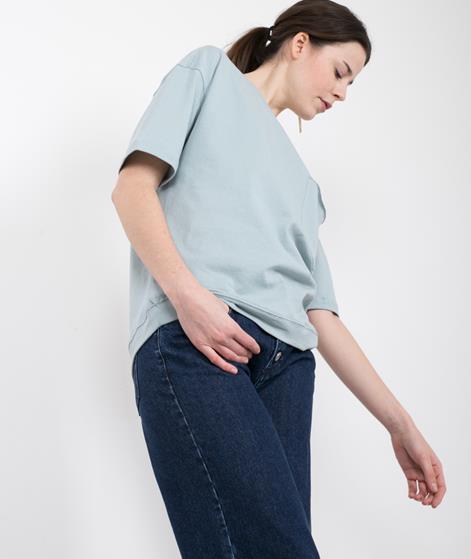 SELECTED FEMME Volva T-Shirt slate