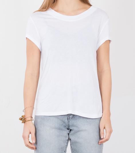 CHEAP MONDAY Core T-Shirt white