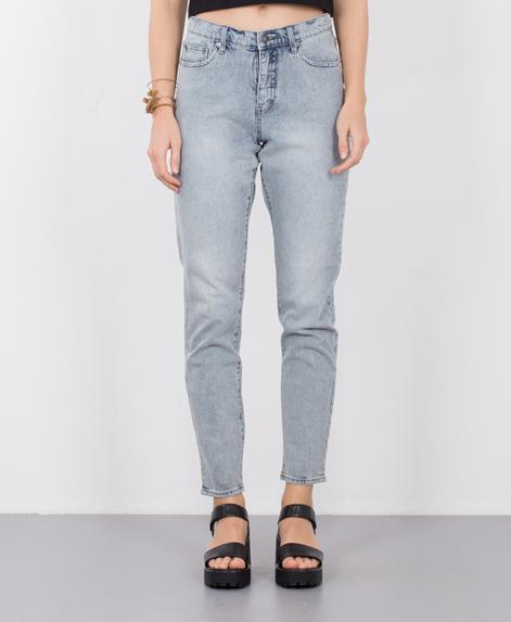 CHEAP MONDAY Donna Jeans stone grey