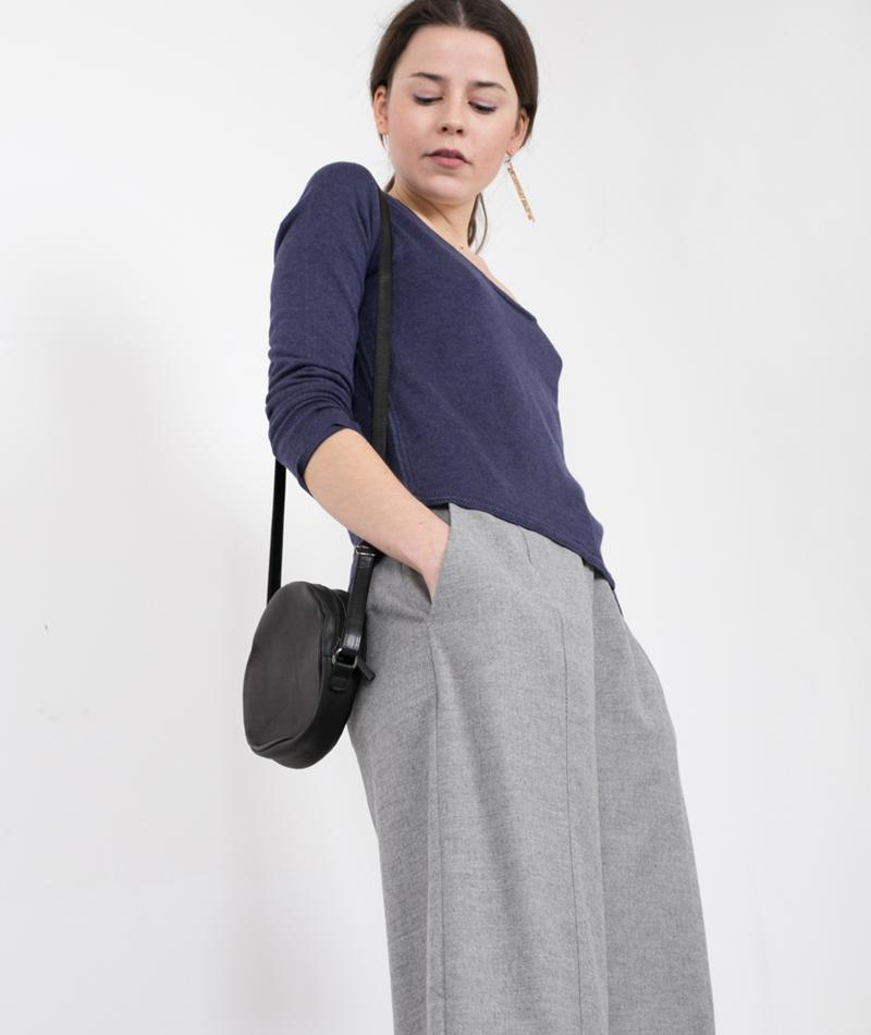 MARIE SIXTINE Edelys Pullover midnight