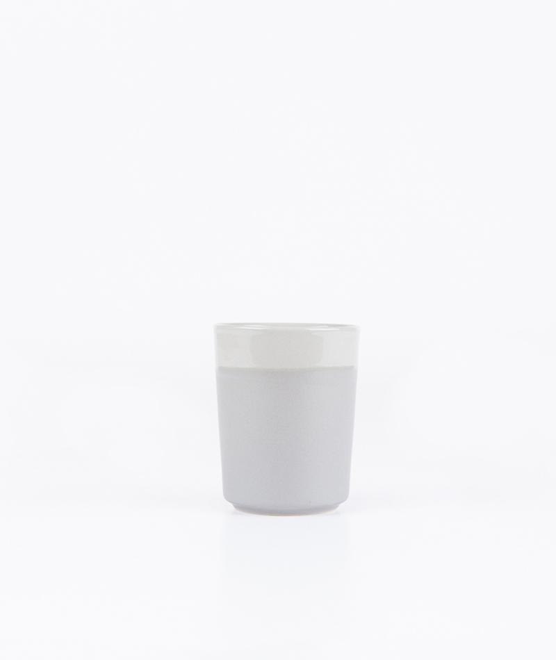 BLOOMINGVILLE Cups light grey