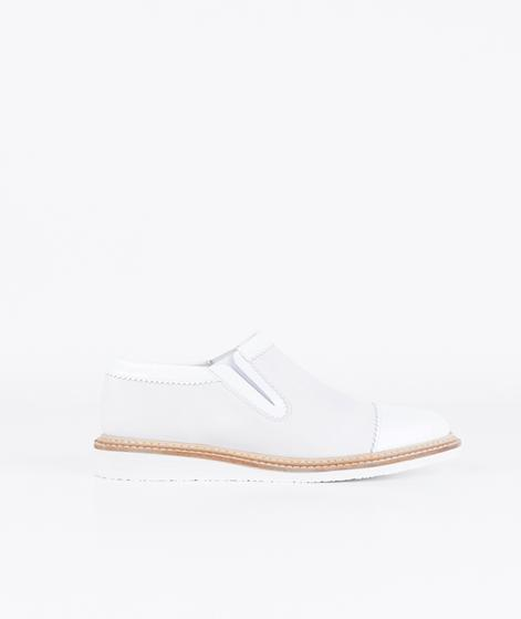 SHOE SHI BAR Chic Flat white