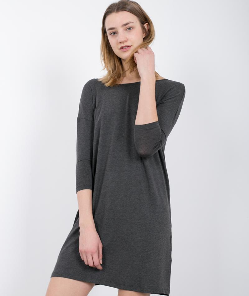M BY M Lacy Gogreen Luxe Basic Kleid
