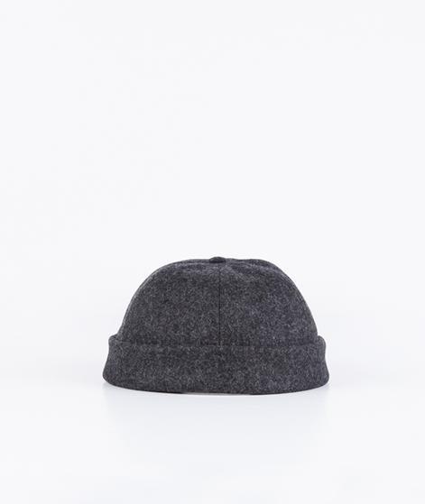 KAUF DICH GL�CKLICH Elias Cap grey wool