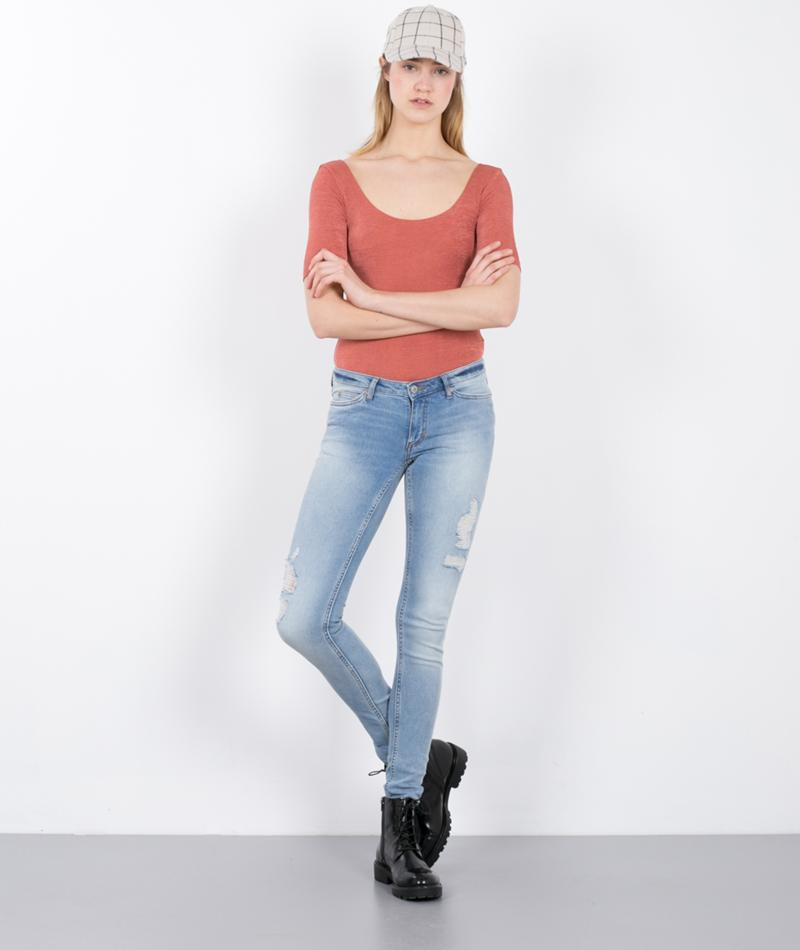 CHEAP MONDAY Slim Jeans brilliant blue