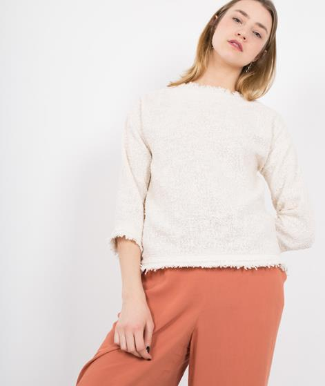 SECOND FEMALE Ilsa Pullover off white