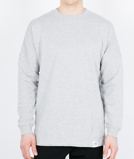 CHEAP MONDAY Zone Pullover grey melange
