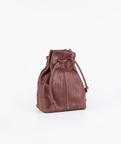 KAUF DICH GLUCKLICH Bucket Bag Pirna marrone